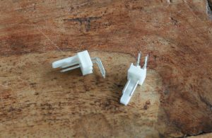 Molex MX-7395-02B 2pin male headers