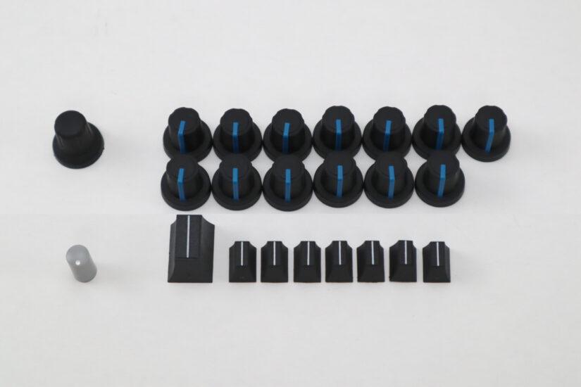 GR-1 knobs & caps kit